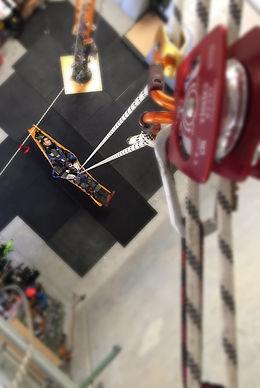 Undertake Vertical Rescue - Masterclass