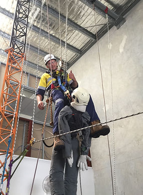 Tower Worker (W@H) and Rescue Training (Refresher)