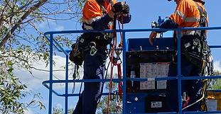 Elevated Work Platform Rescue and Controlled Descent Escape (including VOC)