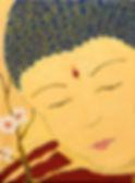 Quince Buddha ~ Peace