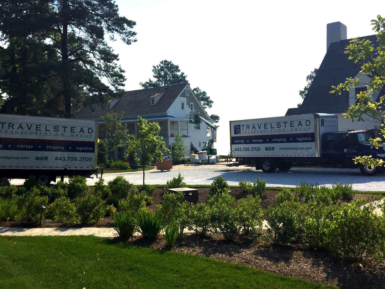 Hotel Logisitics Gibson Island, MD