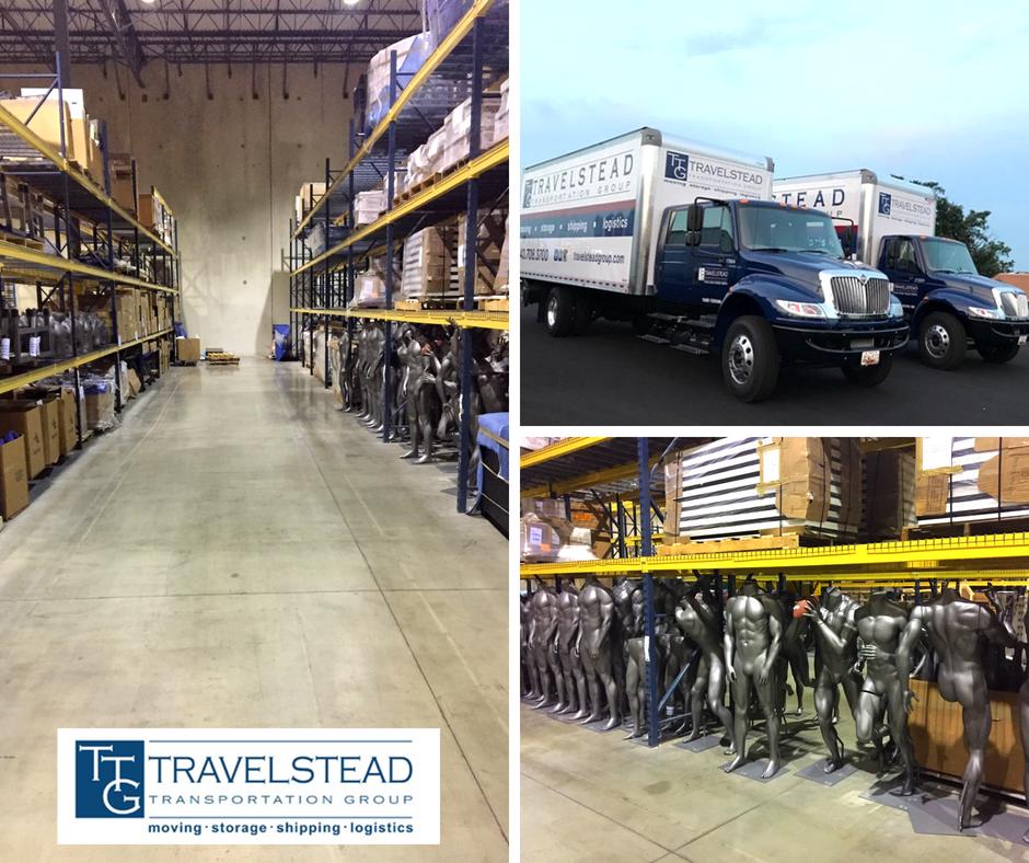 Retail Logistics Under Armour Baltimore, MD