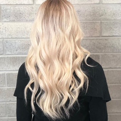 Does your hair hold curls_ Do you struggle with getting this look__ Come in for a curl tutorial! Sch