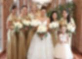 Weding party- Bridesmaid