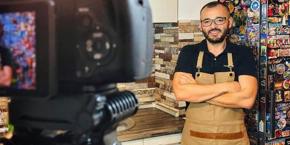 COOK LIVE WITH CHEF NICOLAIE TOMESCU