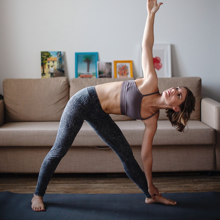 Tune Into Your Body - Yoga Flow
