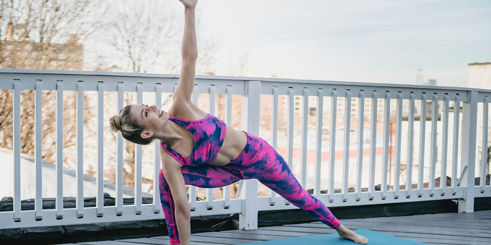 TUNE INTO YOUR BODY - YOGA FLOW CLASS