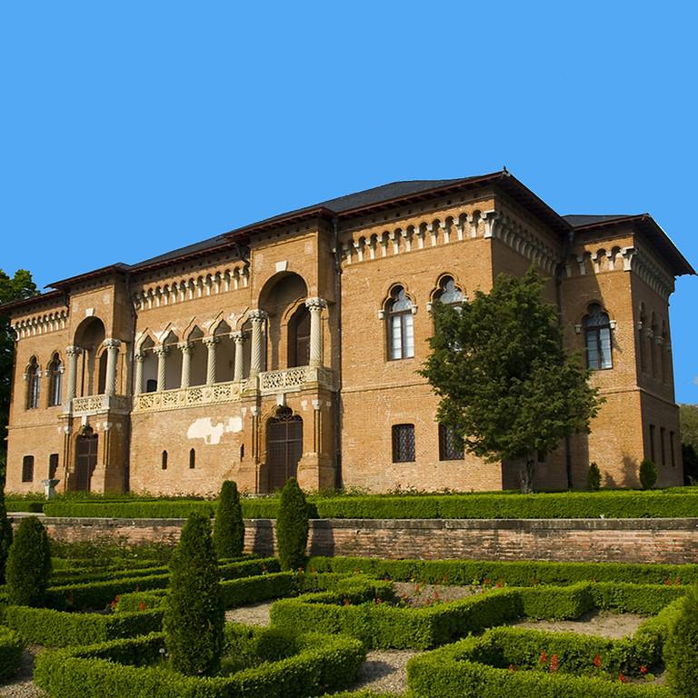 Descopera Palatul Mogosoaia