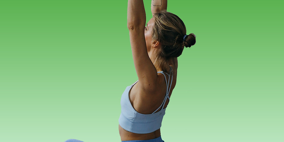 TUNE INTO YOUR BODY - YOGA FLOW CLASS (FREE)