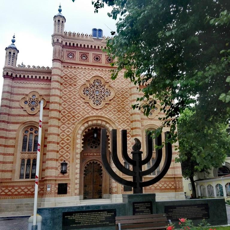 Plimbare cu povesti in Cartierul Evreiesc
