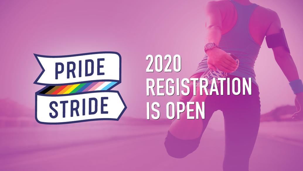 Registration Launches for National LGBTQ+ Pride Stride Virtual Run LA Pride and EnMotive Lead Nation