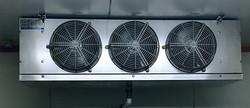 Évaporateur cubique 3 ventilateurs E