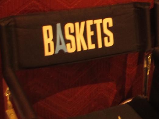 """Baskets"" TV Series (Zach Galifianakis) Episode 7 Season 3"