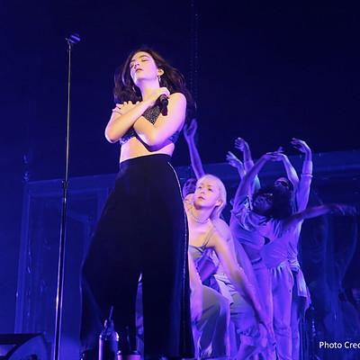 Lorde Melodrama Tour