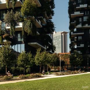 Vertical Forest Gardens