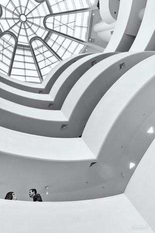 White atrium