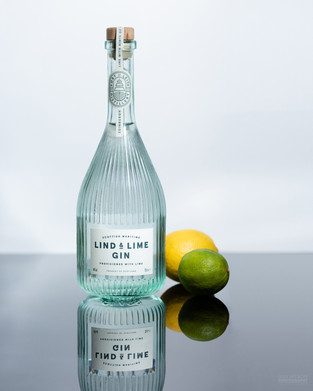Lind and Lime Gin