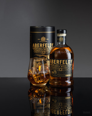 Aberfeldy single malt whisky