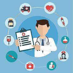 תוכן רפואי אתר רפואי כתבות בתחום הבריאות כתיבה רפואית ראיון עם רופאים