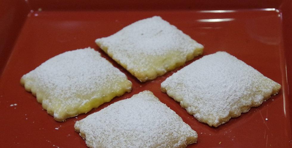Lemon Curd Mini Pies