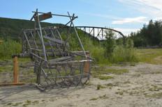 Fish Wheel in Nenana