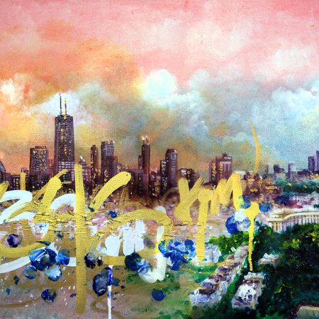 A Romance of Two Cities (SOLD)