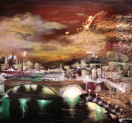 """The City"""
