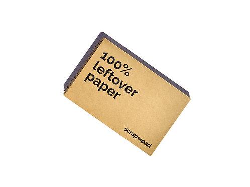 Scrap Pad Sketchbook 22x15 cm