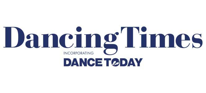 Dancing Times Magazine – Oct 2020