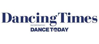 Dancing Times Magazine – Oct 2020