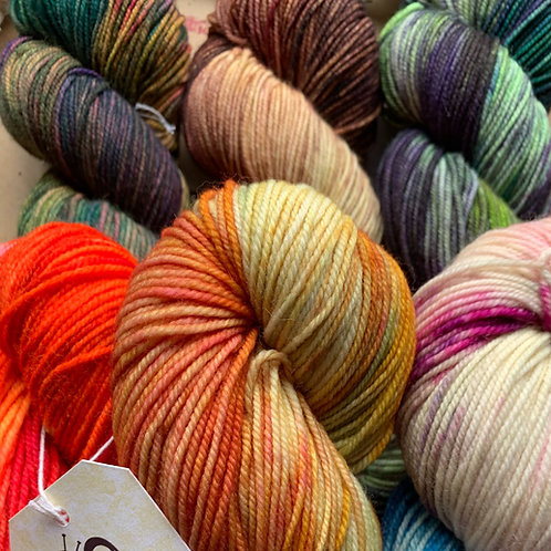 Color Therapy By Sweitzer's Fiber Mill