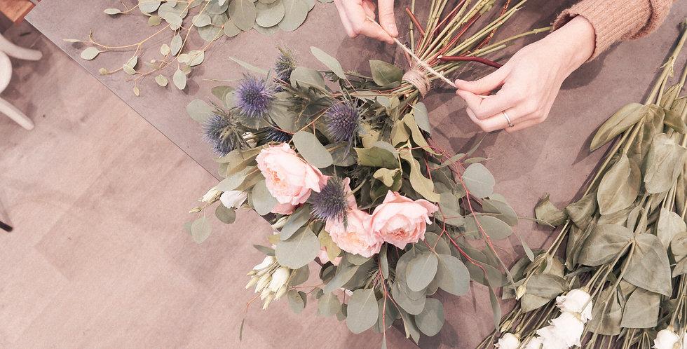Bouquet du fleuriste - Taille S