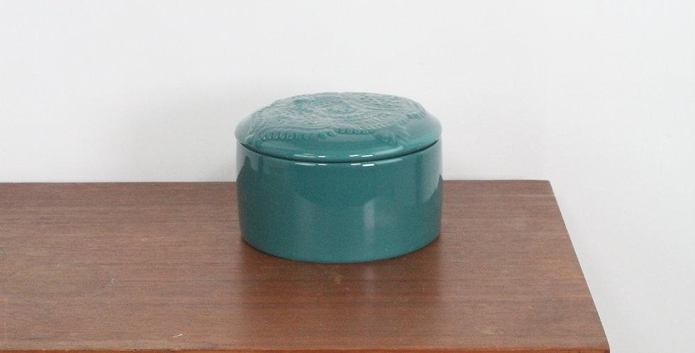 boîte en céramique