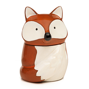 Red Fox Scentsy Warmer