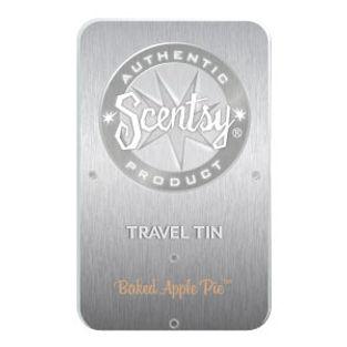 Baked Apple Pie Scentsy Travel Tin