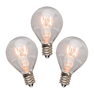20 Watt Scentsy Light Bulb 3 Pack