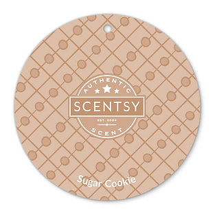 Sugar Cookie Scent Circle