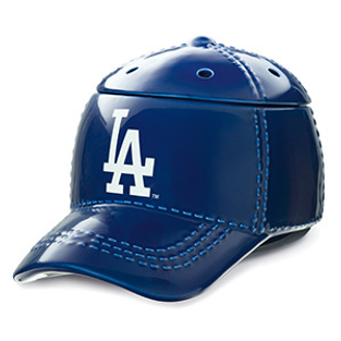 Dodgers MLB Scentsy Warmer