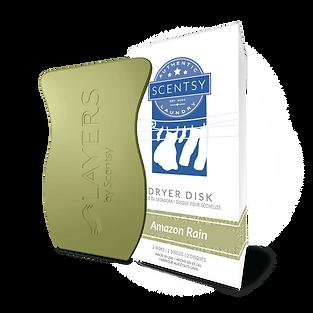 Amazon Rain Dryer Disk