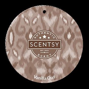 Vanilla Oud Scent Circle