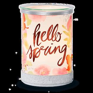 Hello Spring Scentsy Warmer
