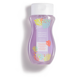 Pineapple Coconut Vanilla Scentsy Body Wash