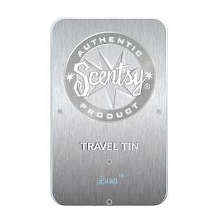 Luna Scentsy Travel Tin