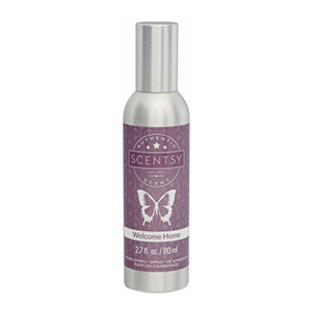 Welcome Home Scentsy Room Spray