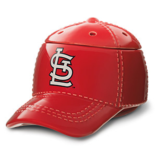 St Louis Cardinals MLB Scentsy Warmer