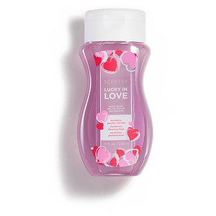 Lucky in Love Scentsy Body Wash