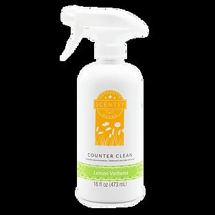 Lemon Verbena Scentsy Counter Clean