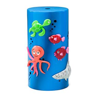 Deep Blue Sea Scentsy Diffuser Shade