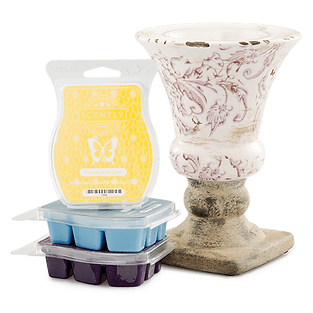 Scentsy System -$40 Warmer