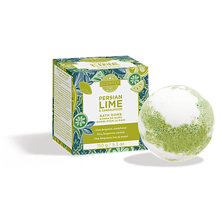 Persian Lime Scentsy Bath Bomb